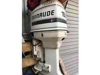 Evinrude 150 autolube engine