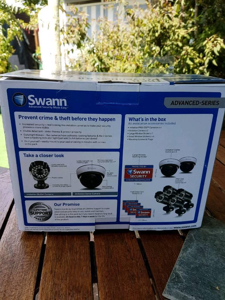 DUMMY CCTV Cameta kit