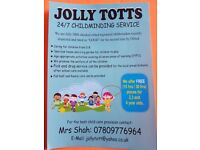 JOLLY TOTTS DAY AND NIGHT CARE