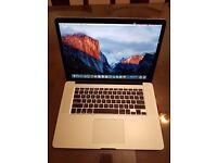 Macbook Pro 2013 I7 8GB