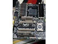 SABERTOOTH 990FX R2.0 and Corsair RAM 8 gb