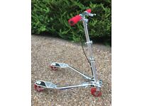 Scooter Trikke 5 - carving scooter