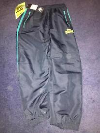 BNWT Track bottoms
