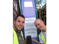 Landscape gardening firm - Kettering - Labourer needed