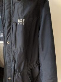 Abercrombie & Fitch Winter warrior jacket (Large but fits UK 10-12)