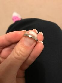 Wedding ring size I/j excellent condition