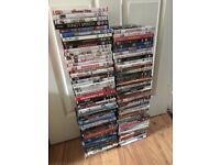 DVD COLLECTION - 80+ DVD's INC. BOXSETS