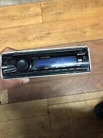 Sony Car Audio CD/AUX MP3 Head Unit