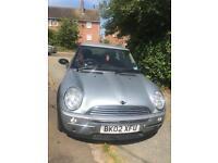 MINI 2002 COOPER AUTOMATIC 1.6