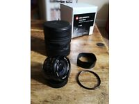 Leica 50mm summarit f2. 4 lens for sale