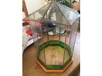 Terrarium /Mini indoor greenhouse