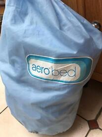 Aero bed kids sleepover bed