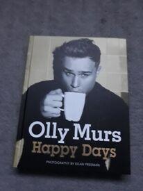 Olly Murs - Happy Days Hardback Book
