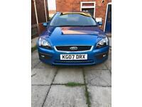 2007 Ford Focus Zetec 1.8tdci 106k!!