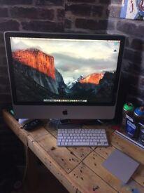 Apple Imac 24 Top Spec with 1TB HD