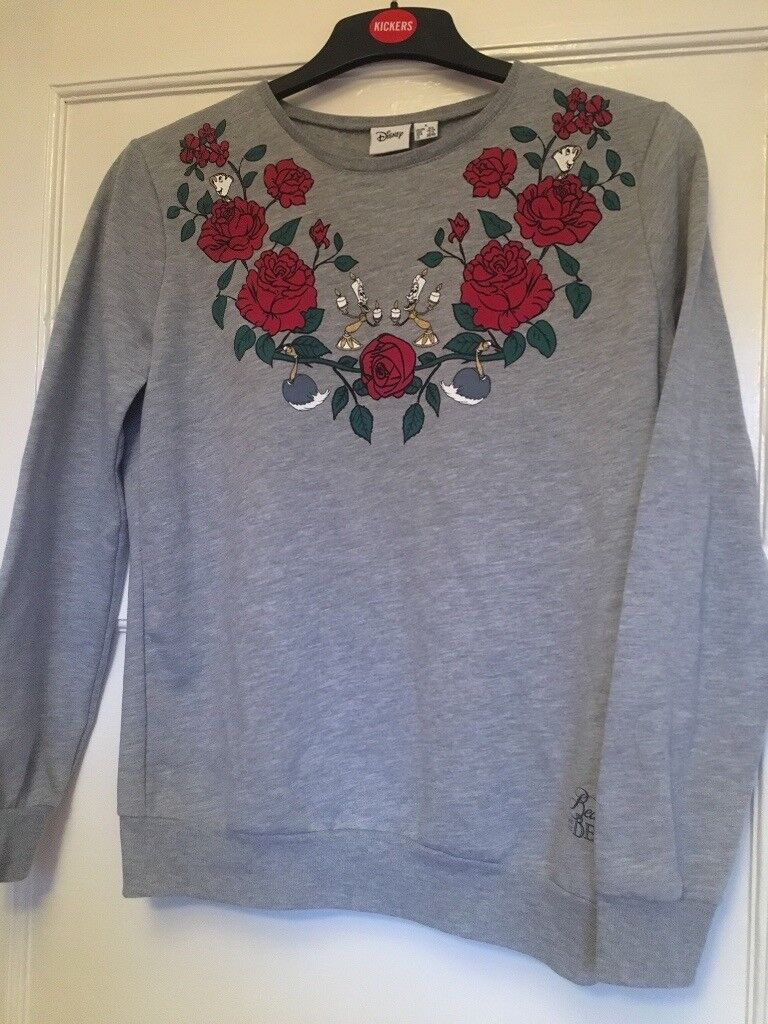 Womans Beauty And The Beast Sweater In Dunblane Stirling Gumtree