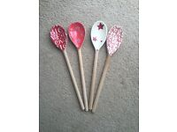 Emma bridgewater wooden spoons