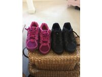 2 Pairs Of Size 7 Karrimor Running Shoes