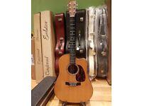 C.F. Martin DC-16 GTE Electro Acoustic Guitar (Amazing Sound!) U.S.A.