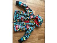 Boys Car Coat