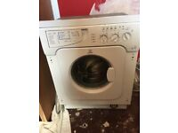 Indesit IWDE126 6KG 5KG Washer Dryer - White