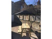 Picnic/pub bench