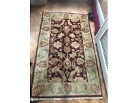 traditional wool rug absolute fantastic condition