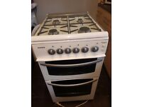 Gas cooker in clean good working order nrly new wanting gone asap only selling to relocation