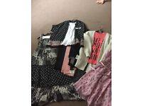 Girls clothes age 9-10 bnwt
