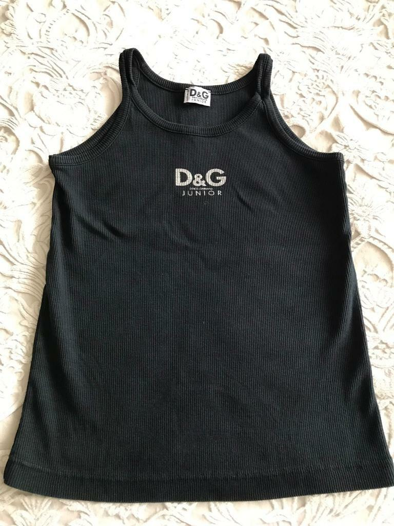 D&G junior girls top | in Romford, London | Gumtree