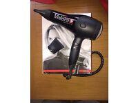 Valera Swiss Turbo/Power 7000 1800w hair dryer brand new