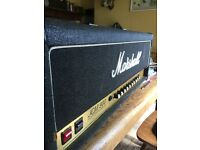 Marshall JCM 900 100 watt hi-gain Dual Reverb Head original 1990