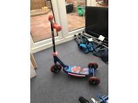 Scooter 3wheeler