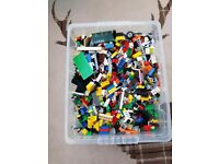 Lego mixed Bricks/Parts/Pieces