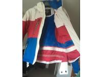 Ladies Ski Snow Winter Jacket Size 10