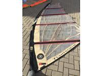 Windsurfing sail