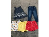 Girls bundle of clothes 18-24 months/ 1.5-2