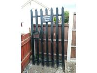 Heavy duty gate