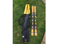 Salomon Scream 10 Pilot Ski's 180cm length