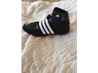 Boys size 3 1/2 boxing boots