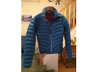 Women's Berghaus Extrem padded jacket - size 12/medium, excellent condition