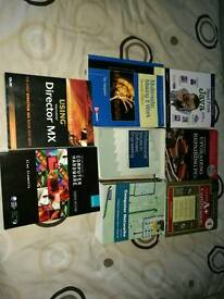 ICT Text book's (university educational text books)