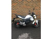 Honda MSX grom nearly new 899 miles