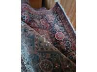 Persian heriz sapi carpet