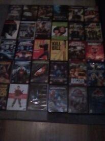 30 DVDS