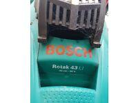 BOSCH CORDLESS LAWNMOWER 43LI 43 LI-ON CHASSIS