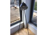 Lamp - plug in, freestanding, with bulb
