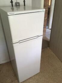 Beko glacier fridge freezer
