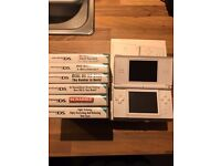 Nintendo DS with 6 Games!