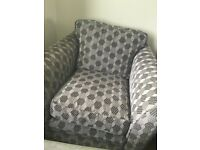 Harvey's arm chair excellent condition